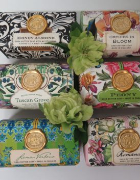 Luxury Bath Soap Bar