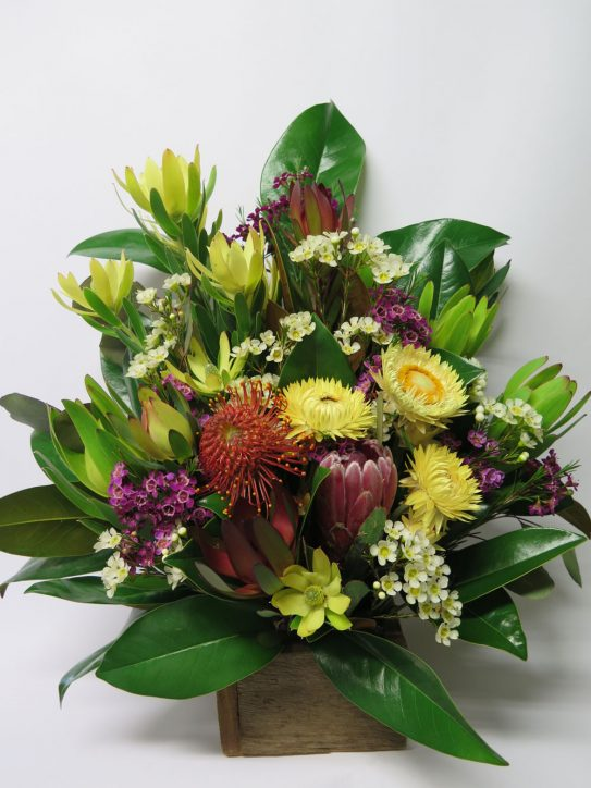 Native Arrangement bouquet